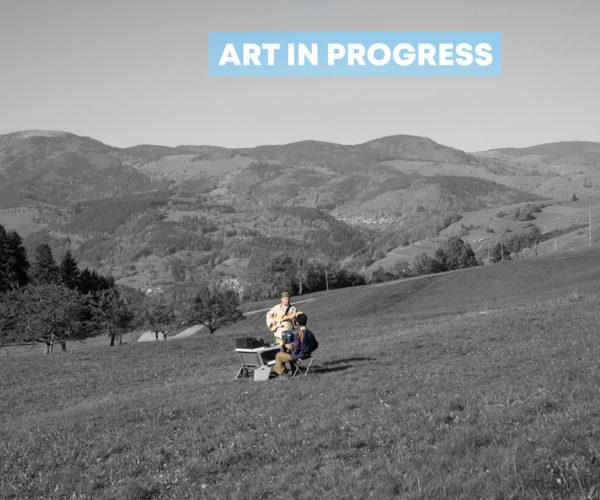 Art-in-Progress